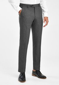 Next - Suit trousers - mottled grey - 0