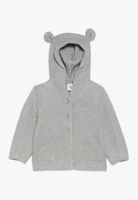 GAP - GARTER UNISEX - Cardigan - light grey - 0
