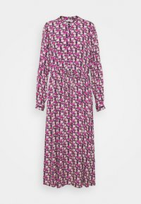 TANISA DRESS - Day dress - fuchsia purple