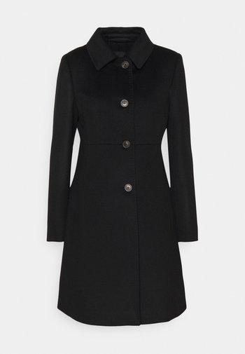 FAVILLA - Manteau classique - black