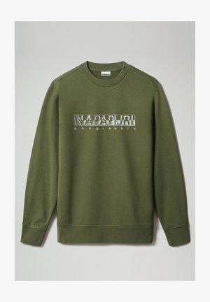 BALLAR - Sweatshirt - green cypress