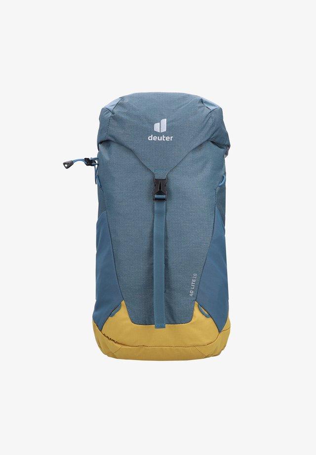 Hiking rucksack - arctic turmeric