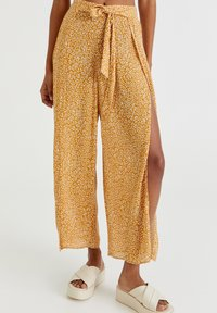 PULL&BEAR - Trousers - brown - 3
