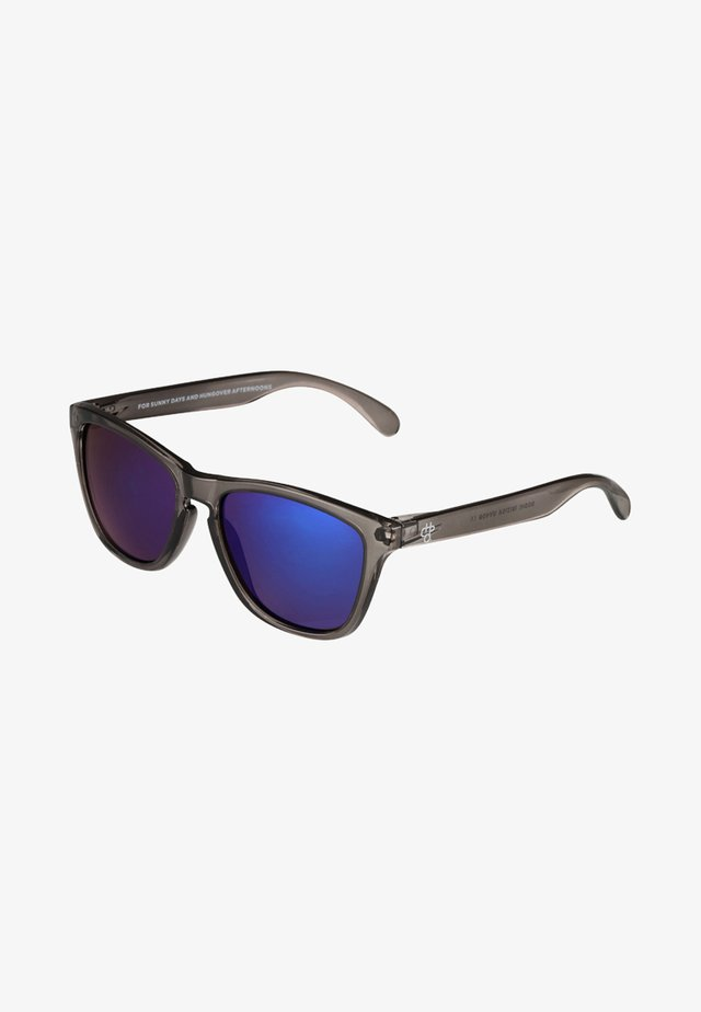 BODHI - Sunglasses - grey/blue mirror