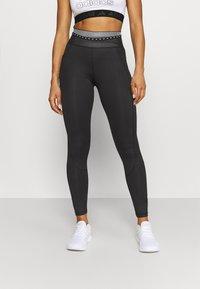 adidas Performance - Leggings - black - 0