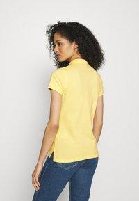 GANT - SUMMER - Poloskjorter - brimstone yellow - 2