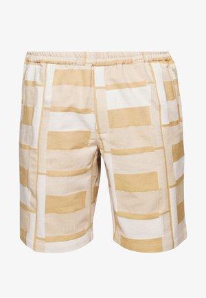 DRAW SHORT - Shorts - marigold