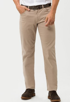 STYLE COOPER - Straight leg jeans - beige