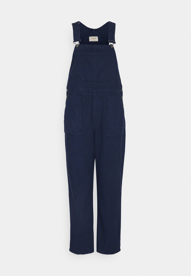 KARIN DUNGAREES - Salopette - blue touch