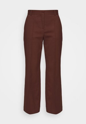Kalhoty - chocolate