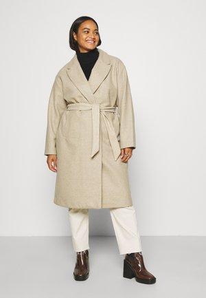 VMFORTUNE LONG - Classic coat - safari