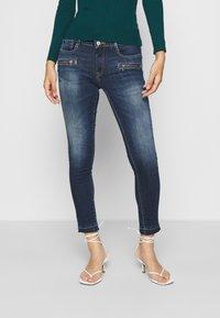Le Temps Des Cerises - Jeans Skinny Fit - green cast - 0