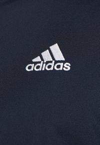 adidas Performance - SET - Tracksuit - legend ink/white - 7