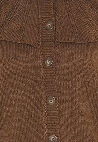 Monki - MIMMI  - Cardigan - brown medium dusty - 2