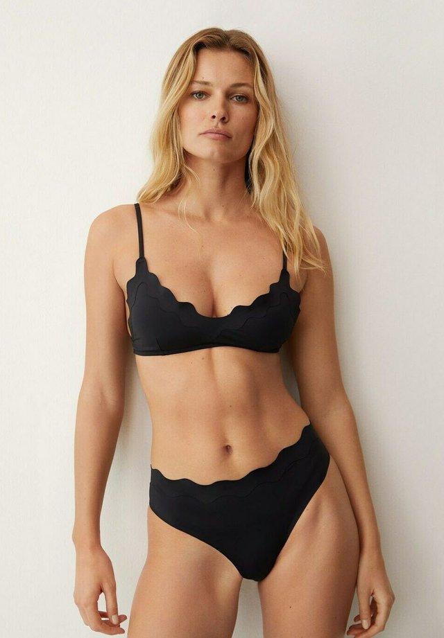 WAVES - Bikinibroekje - zwart