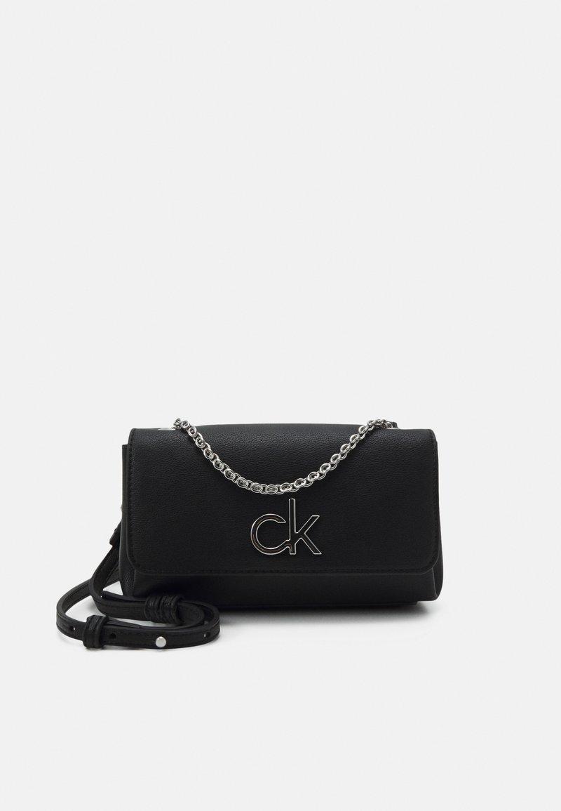 Calvin Klein - PHONE XBODY MICRO BAG - Kabelka - bax