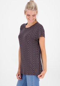 alife & kickin - MIMMY B  - Print T-shirt - charcoal - 4