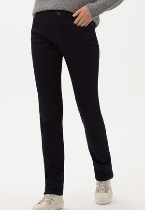 STYLE CAROLA - Slim fit jeans - navy