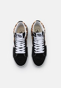 Vans - SK8 - High-top trainers - black/true white - 5
