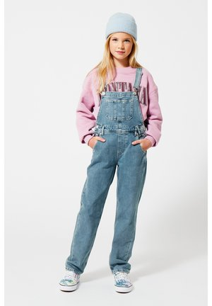 Dungarees - used blue