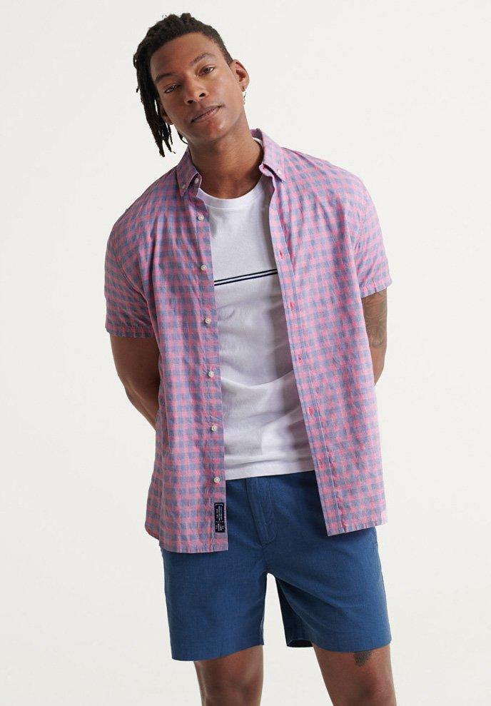 Men DOBBY - Shirt