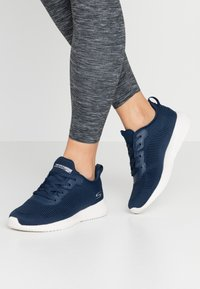 Skechers Sport - BOBS SQUAD - Trainers - navy - 0