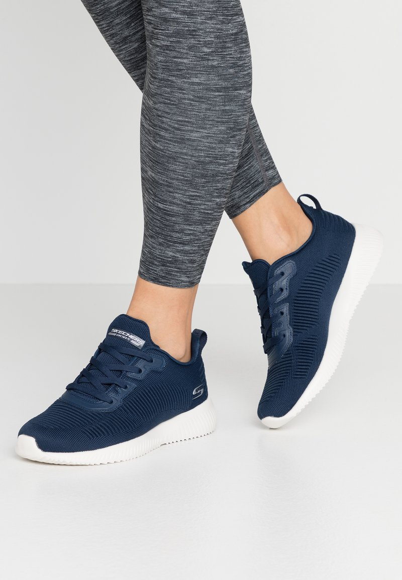 Skechers Sport - BOBS SQUAD - Trainers - navy