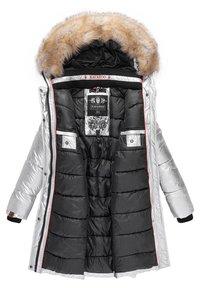 Navahoo - HALINA - Winter coat - silver - 5