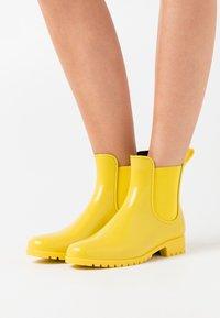 Anna Field - Botas de agua - yellow - 0