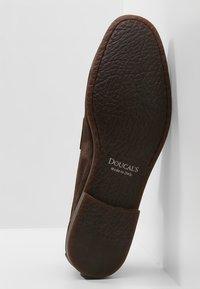 Doucal's - PENNY LOAFER - Elegantní nazouvací boty - moro - 4