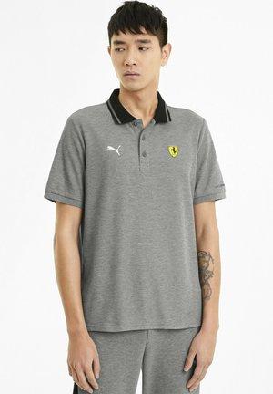 FERRARI RACE - Poloshirt - medium gray heather
