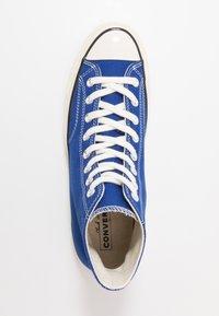Converse - CHUCK TAYLOR ALL STAR 70 - Höga sneakers - rush blue/egret/black - 1