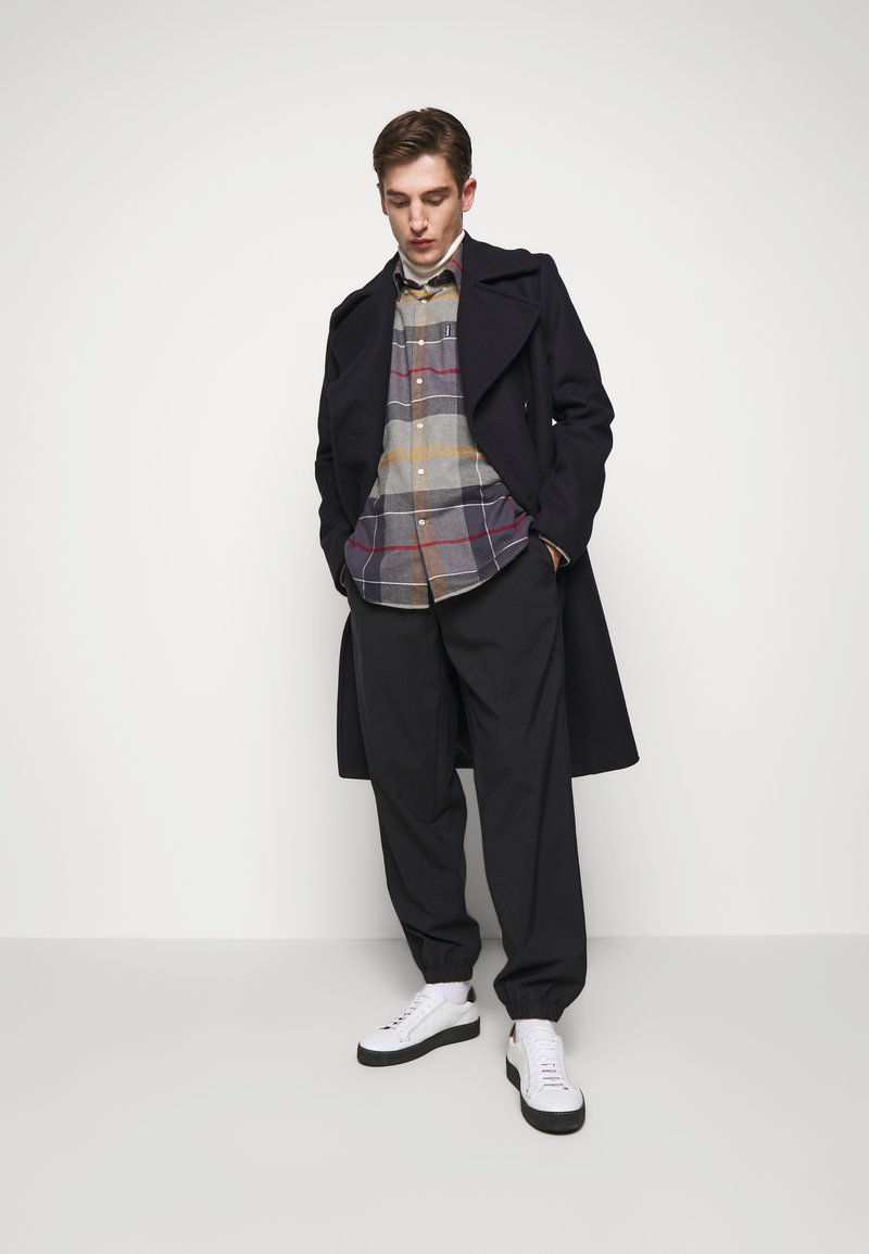 Barbour - TARTAN TAILORED - Shirt - grey/purple