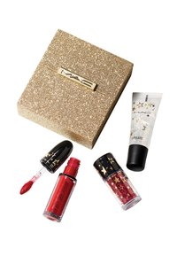 MAC - SHINING MOMENT KIT - Zestaw do makijażu - red - 1