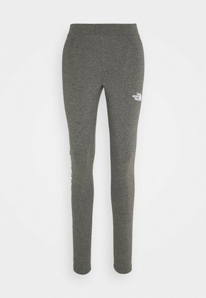 SLOGAN - Leggings - Trousers - medium grey heather