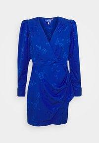 Cras - Sukienka koktajlowa - blue - 0