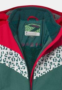 Ziener - ALJA - Snowboardová bunda - spruce green - 4