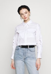 Mossman - NEVER ENOUGH - Button-down blouse - white - 0