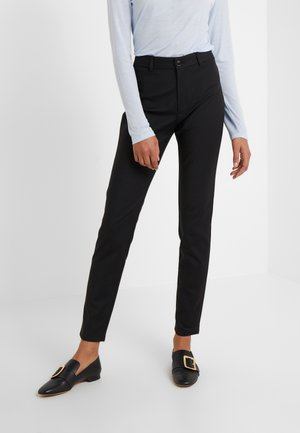 MILLIE TROUSER - Broek - black