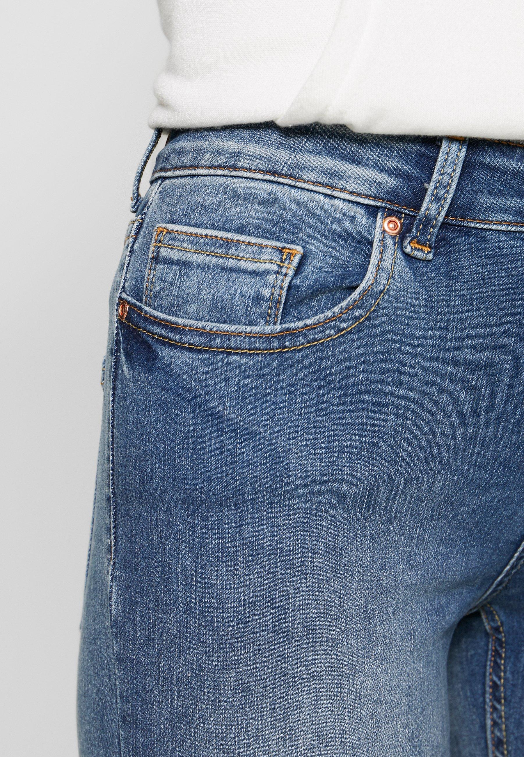 Femme ONLBLUSH MID - Jeans Skinny