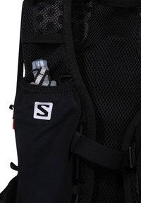 Salomon - AGILE 12 SET - Rucksack - black - 6
