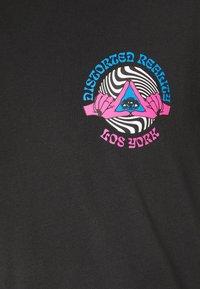 YOURTURN - UNISEX - T-shirt print - black - 2
