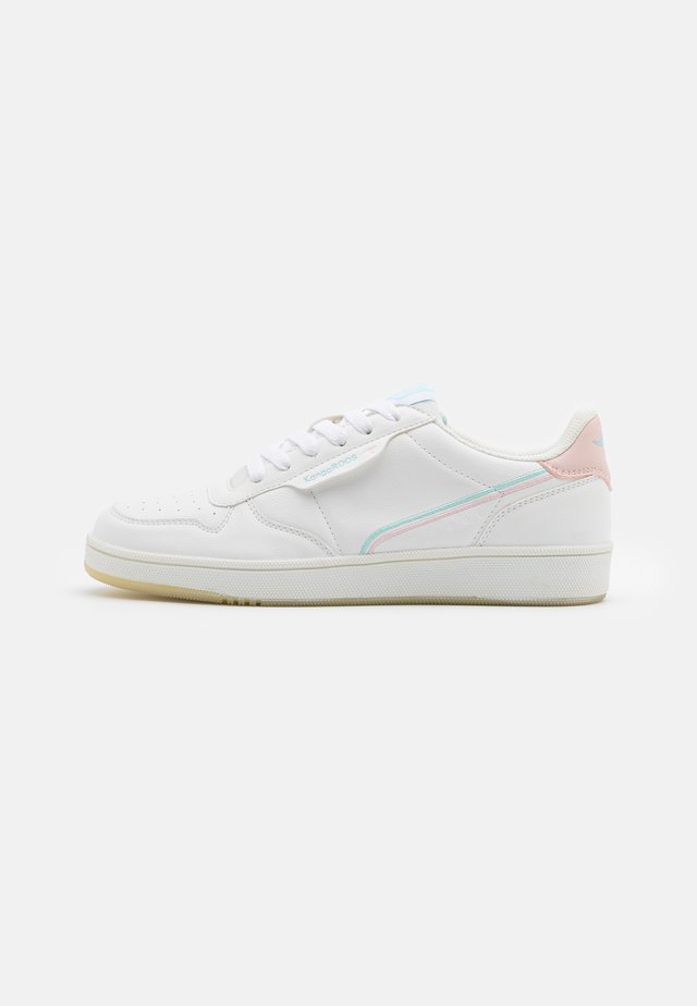 RC-SKOOL - Sneakers laag - white/frost pink
