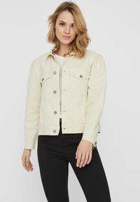 Vero Moda - Denim jacket - ecru - 0