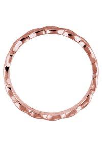 Elli - Unendlich Knoten - Ring - rosegold-coloured - 4