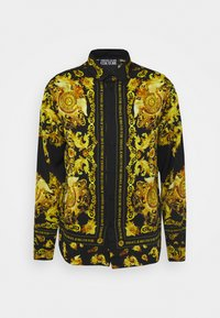 Versace Jeans Couture - PANEL GOLD BAROQUE  - Košile - black - 0