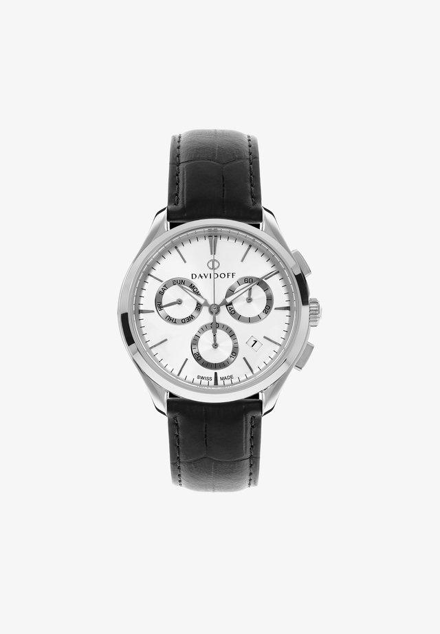 ESSENTIALS - Cronografo - silber