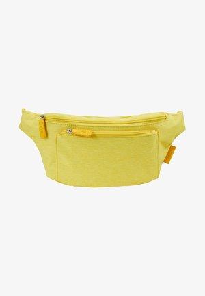BERGEN - Bum bag - yellow