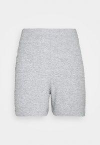 Missguided Tall - TOWEL LOOSE SHOT - Shorts - grey - 0