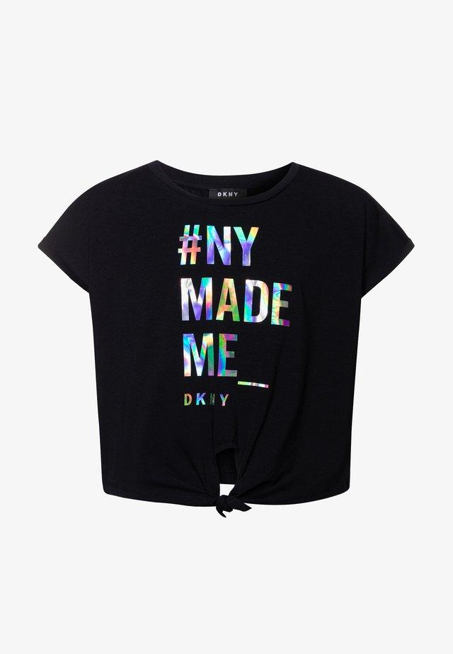 FANCY  - T-Shirt print - black